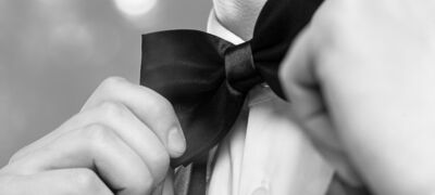 Jeeves Bow Tie
